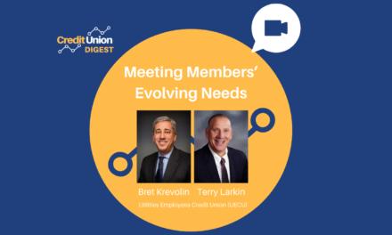 Meeting Members' Evolving Needs